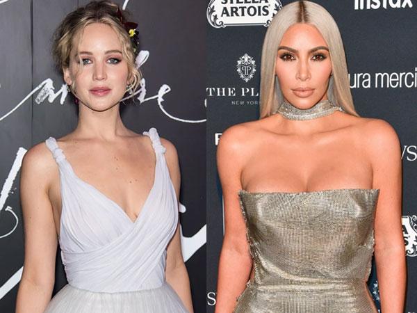Cerita Jennifer Lawrence yang Ngaku Pernah Telanjang di Rumah Kim Kardashian