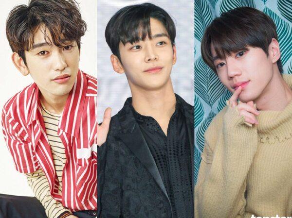 Media Korea Pilih 3 Idol-Actor Rising Star Saat Ini