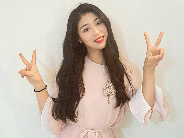 Member Grup Rookie Girls Alert Ini Tanggapi Julukan Dirinya 'Idola 60 kg'