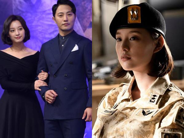 Ini Kata Kim Ji Won Soal Jin Goo dan Seragam Militernya di 'Descendants of the Sun'