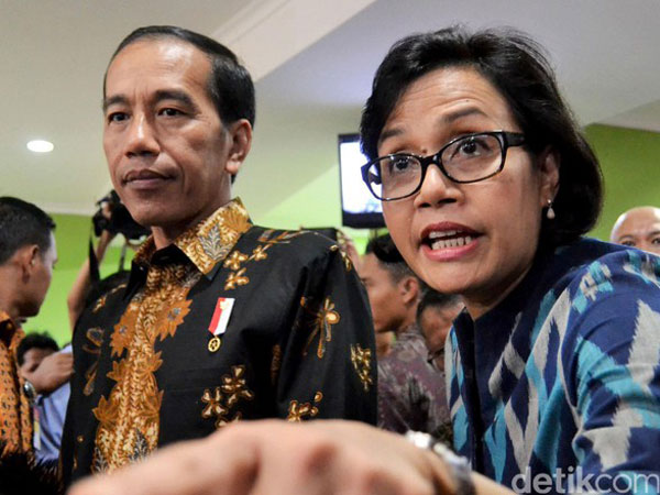 Pembahasan RPP Sebut Gaji Jokowi Bisa Sampai 553 Juta, Sri Mulyani: HOAX!