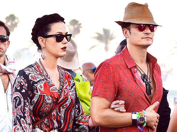So Sweet, Katy Perry Buat Pesta Kejutan di Ulang Tahun Orlando Bloom