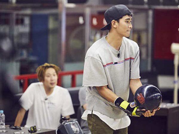 Kim Soo Hyun Pamerkan Bakat Bowling Pertama Kali di Tv Lewat 'Infinity Challenge'