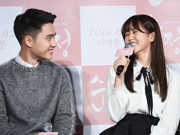 Kim So Hyun Ungkap Dirinya Tak Punya Teman Penggemar EXO, Ini Reaksi Kocak D.O