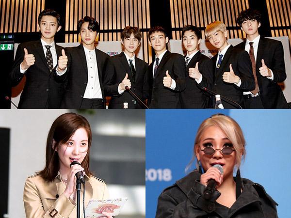 Momen Bersejarah nan Gemilang K-Pop Cetak Prestasi Lokal Hingga Internasional di 2018 (Part 1)