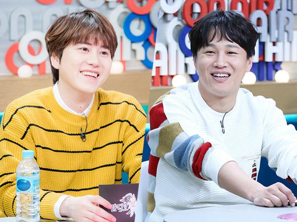 Ada Cha Tae Hyun, Kyuhyun 'Ngambek' Tak Mau Lagi Jadi MC 'Radio Star'?