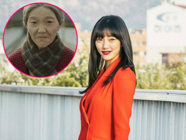 'Tersiksa' Perankan Karakter Wanita Tua, Aktris 'Goblin' Ini Justru Puas?