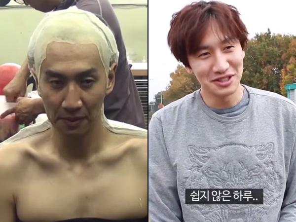 Video Efek Dalam 'Collective Invention' Buktikan Totalitas Lee Kwang Soo Sebagai Aktor!