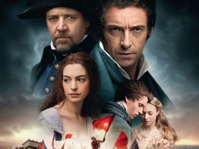 Film Les Miserables Berjaya di Golden Globe Awards 2013