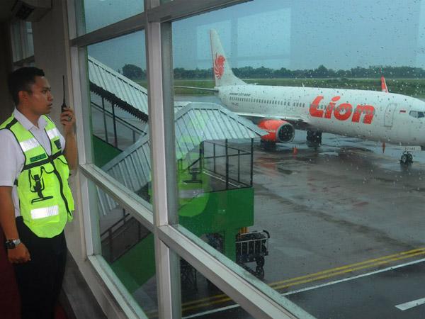 Maskapai Lion Air Tanggapi Laporan Penumpang Masuk Kokpit
