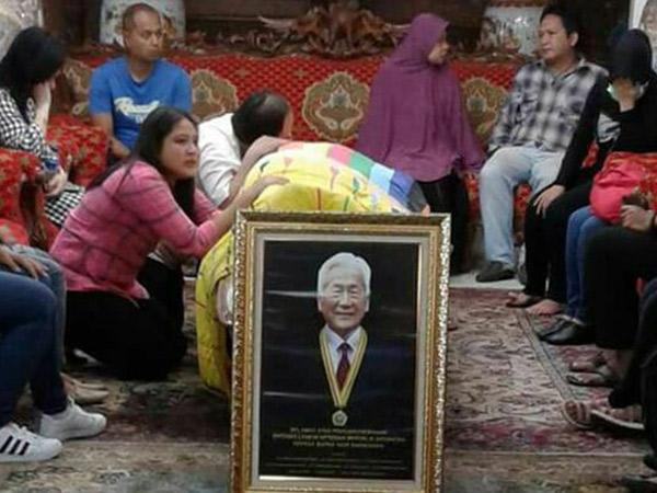 Sempat Hilang, Begini Kronologi Penemuan Jasad Pendiri Matahari di Sungai Ciliwung
