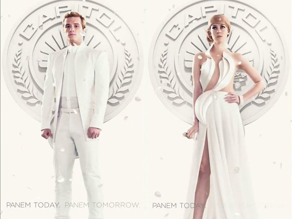 Wow, 'The Hunger Games: Mockingjay, Part 1' Ungkap Poster Motion Super Keren!