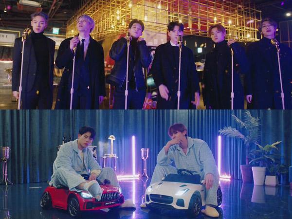 MONSTA X Hadiahkan MV 'Monsta Truck' untuk Fans di Hari Anniversary ke-5
