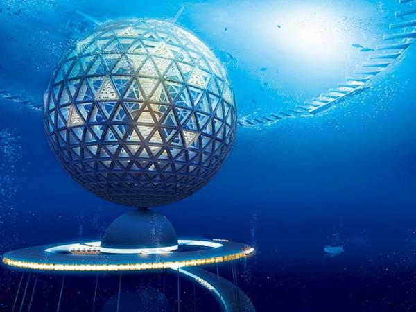 Wah, Kota Bawah Laut Ini Siap Dihuni di Tahun 2030?