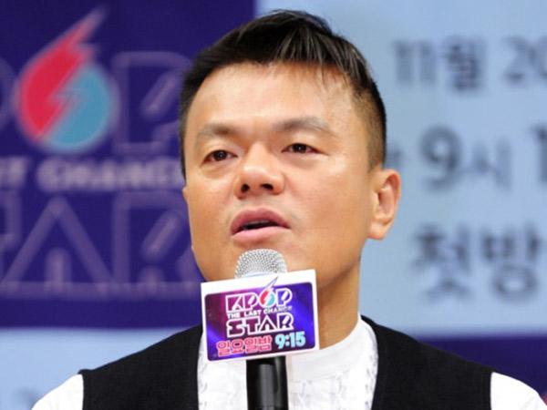 Park Jin Young Beri Bantahan Panjang Soal Tuduhan Jadi Pengikut Aliran Sesat