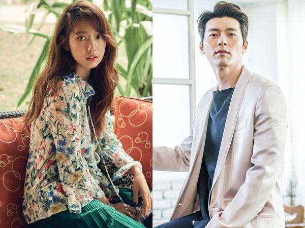 Park Shin Hye Bakal Jadi Pasangan Hyun Bin di Drama Fantasi Baru tvN?