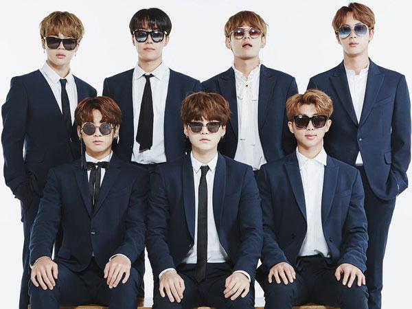 The New York Times Tunjukkan Popularitas BTS di Amerika Lewat 'Fan Map'