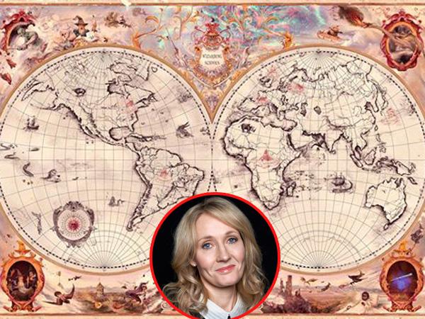JK. Rowling Umumkan 4 Sekolah Sihir Lain, Tanda Film Baru 'Harry Potter'?
