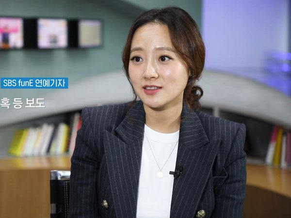 Dengar Kesaksian Korban Video Porno Ilegal Jung Joon Young, Reporter Kang Kyung Yoon: Aku Menangis