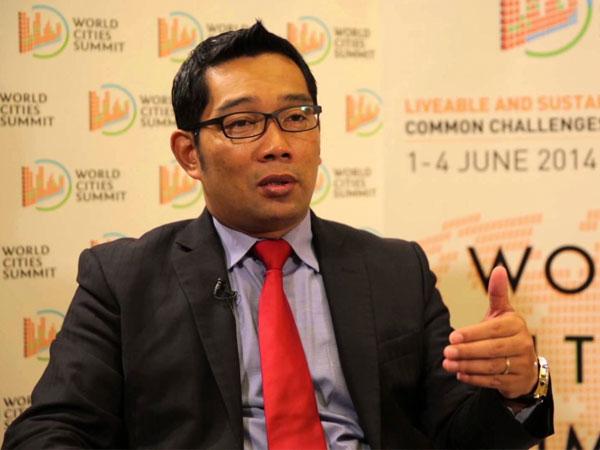 Cerita Ridwan Kamil yang Ditunjukkan Mahluk Gaib di Rumah Dinas