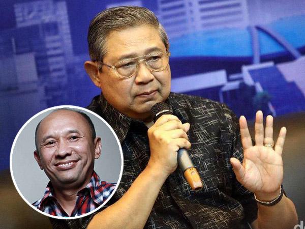 Dituding Ada Kaitannya, Begini Tanggapan Tegas Pihak Istana Soal Demo di Rumah SBY