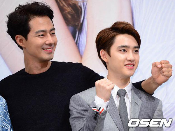 Bromance D.O EXO & Jo In Sung Tarik Perhatian di 'It's Ok It's Love'