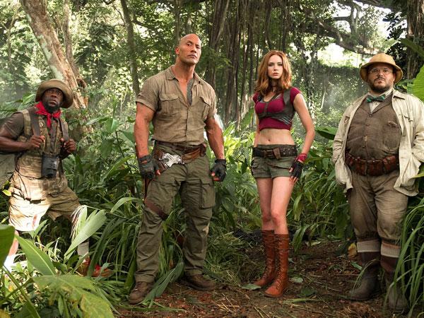 'Jumanji: Welcome to the Jungle' Bocorkan Tanggal Resmi Rilis Film Sekuel