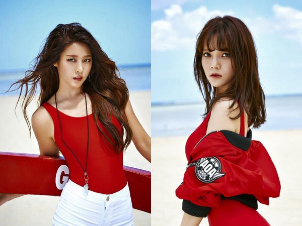 Terkait Kontroversi di Reality Show 'Channel AOA', Seolhyun dan Jimin AOA Akhirnya Minta Maaf
