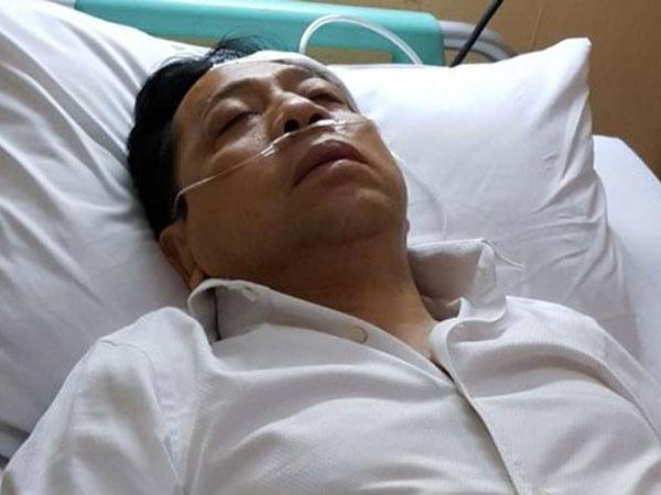 Setya Novanto Resmi Ditahan, Wakil Ketua KPK: Kondisinya Oke dan Tak Mengkhawatirkan