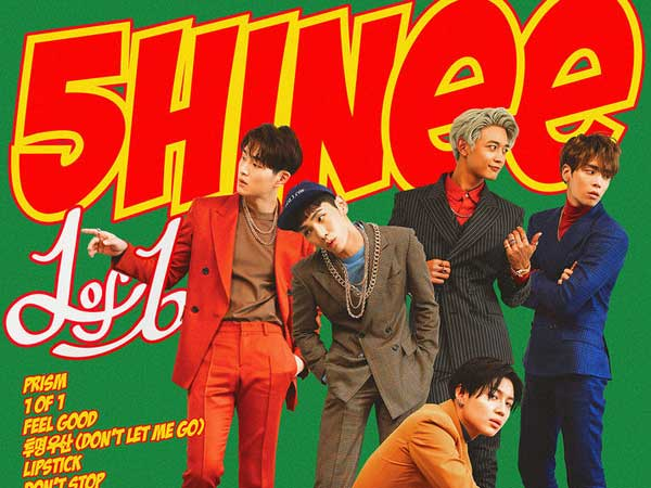Album Review: SHINee – '1of1'