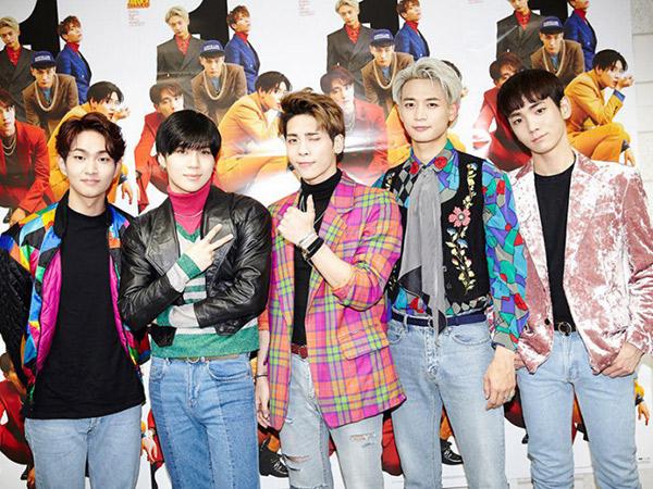 SHINee Jadi Grup Asing Pertama Raih Rekor Ini di Chart Musik Oricon Jepang