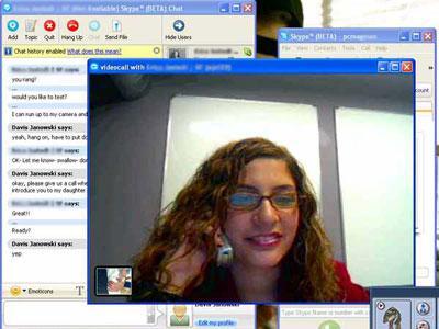Skype Bersiap Kembangkan Video Call 3D