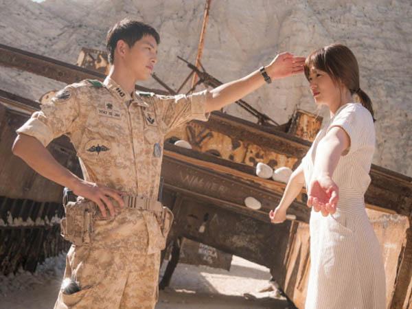 Song Joong Ki Sempat Khawatir dengan Adegan Ciumannya Bersama Song Hye Gyo?
