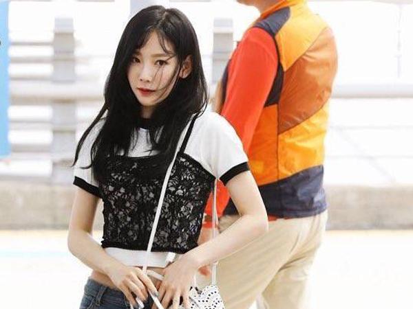 Taeyeon Ungkap Kekecewaan Atas Insiden Ricuh yang Dialami di Bandara Soekarno-Hatta