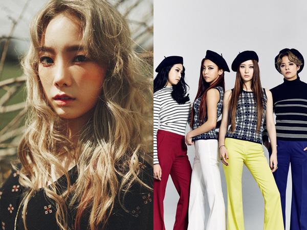 Dua Idola K-Pop Ini Berjasa Naikkan SM ke Posisi 1 untuk Penjualan Album di Akhir 2015