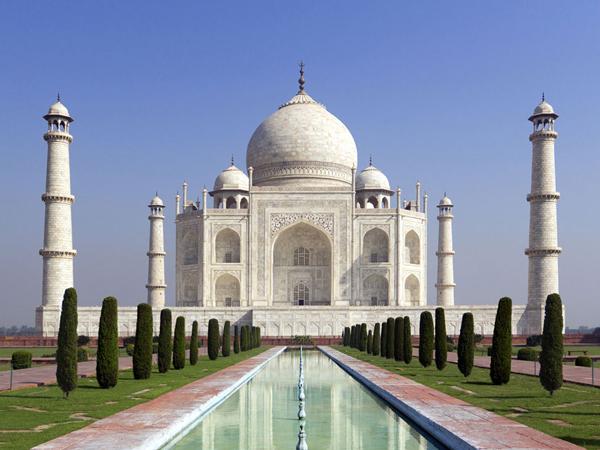 Salah Satu Keajaiban Dunia,Taj Mahal Ternyata Punya Kembaran?