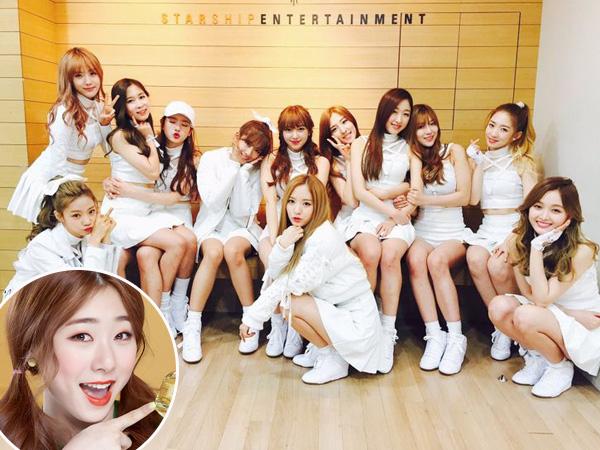 Yeonjung IOI Gabung Jadi Member Ke-13, Ini Reaksi Cosmic Girls