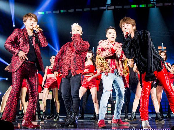 Pendapatan YG Entertainment Turun Usai BIGBANG Resmi Hiatus