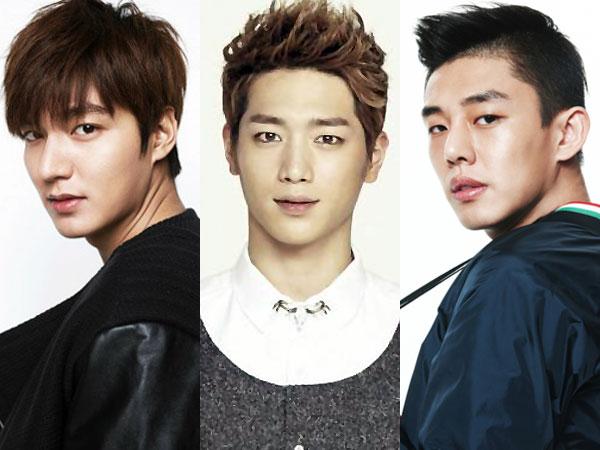 Para Aktor Tampan Ini Sukses Goda Wanita Lebih Tua di Drama Korea!