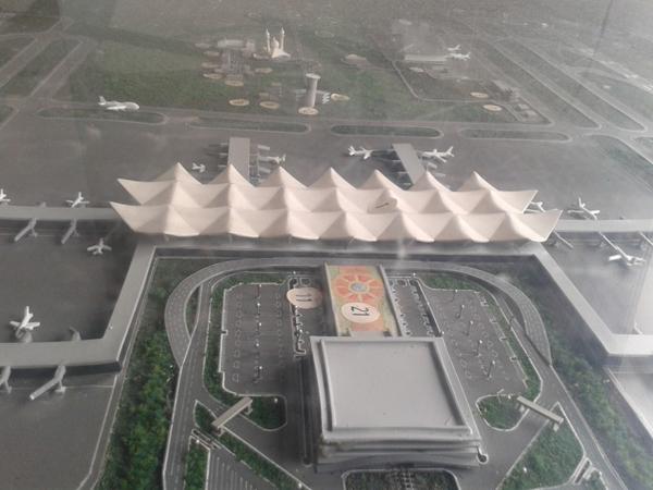 Bandara Kertajati di Majalengka Ditargetkan Rampung Tahun 2017