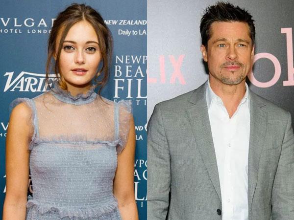 Angelina Jolie 'Versi Remaja' Buka Suara Soal Rumor Pacari Brad Pitt
