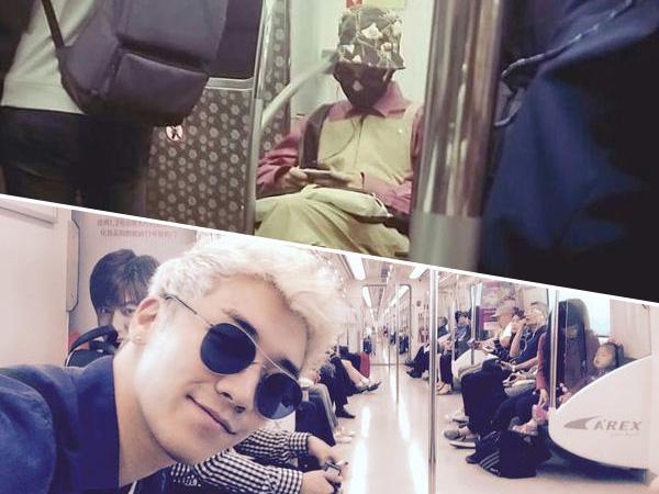 Big Bang ke Pulau Jeju untuk Syuting MV Baru, G-Dragon & Seungri Naik Subway ke Bandara!