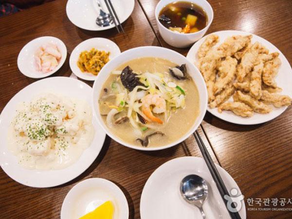 Yuk Cicipi 'Perbedaan Rasa' Masakan China di Restoran Korea Selatan, Masichaina