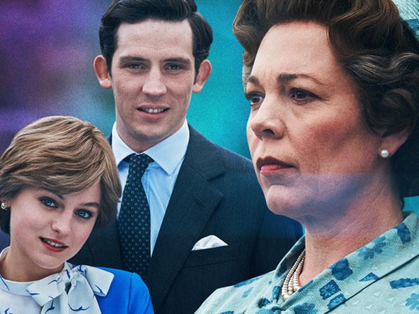 Menilik Pelajaran Hidup dari Serial 'The Crown'