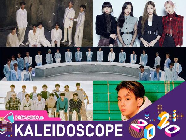 Deretan Album K-Pop Terlaris Sepanjang 2020