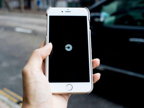 Penampakan Aplikasi Uber yang Sudah Mati di Indonesia