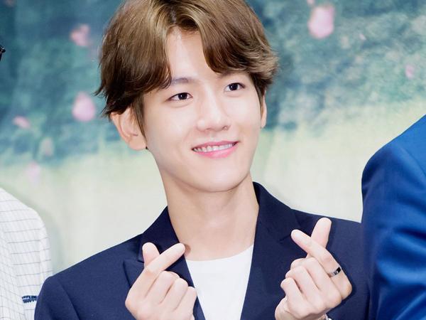 Minta Saran dari D.O, Ini Pertanyaan Lugu Baekhyun EXO Soal Sutradara 'Scarlet Heart'