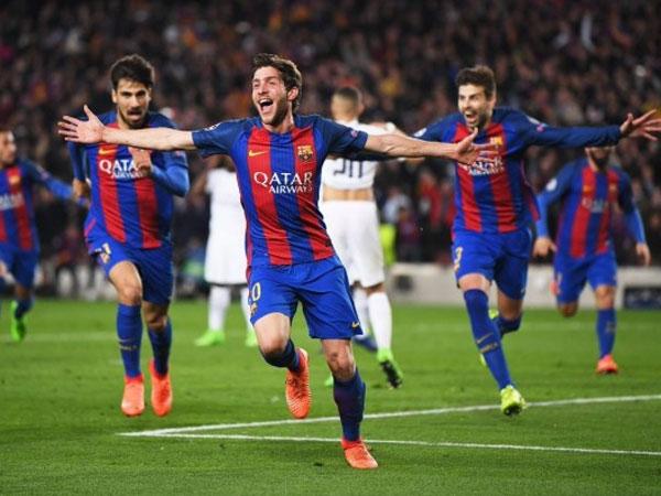 Menang Telak, Barcelona Taklukan PSG 6-1 di Liga Champions!