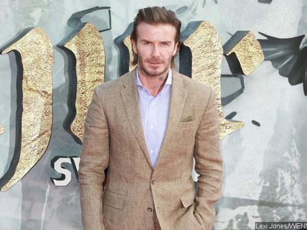 David Beckham Jawab Tuduhan Netizen Soal Lakukan Botox