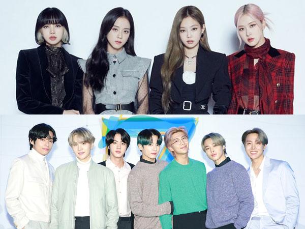 BLACKPINK dan BTS Masuk Daftar Best Albums 2020 Pilihan Staf Billboard
